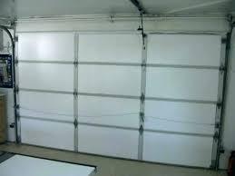 garage door panels insulated competent glass panel doors for pane