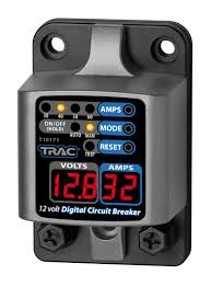 trac 12v digital circuit breakers with display trac outdoor circuit breaker crossword Circuit Breaker #15