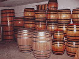 oak wine barrels. wooden barrel for wine oak barrels