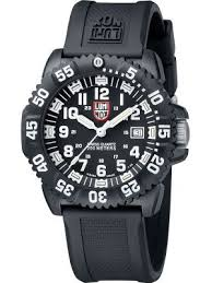 mens military watches creative watch co luminox men s 7050 military carbon fibre 36mm colormark watch