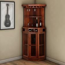 bar corner furniture. griffin glass door solid wood corner wine bar cabinet furniture