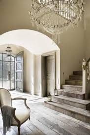 chandelier in home entrance staircase via mylusciouslife jpg