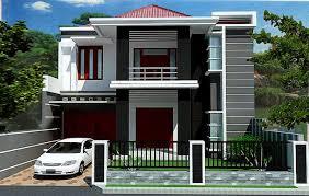 desain rumah minimalis 2 lantai type 45 design rumah minimalis
