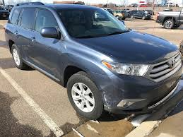 2013 Used Toyota Highlander 4WD 4dr V6 SE at East Madison Toyota ...