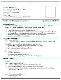 Mechanical Fresher Resume Samples Resume Format Freshers For