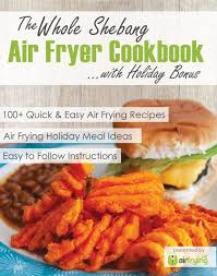 Air Fryer Cooking Chart For Frozen Food In Air Fryer In 2019