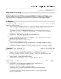 Example Telemetry Nurse Resume Med Surg Registered Sample Examples