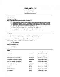 Medical Technologist Resume Sample Medical Technologist Resume Examples Objective Radiologic S Sevte 10