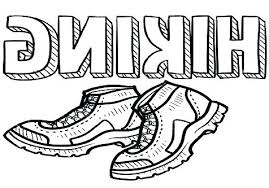 Dallas Cowboy Coloring Pages Hat Boot Book Winter Boots Page B