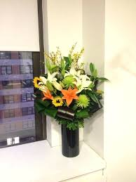 office floral arrangements. Artificial Floral Arrangements For Office Weekly Flower  Delivery Flowers Fresh Silk