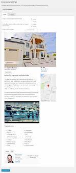 Listing Template Listing Templates Easy Property Listings Wordpress Plugin