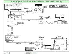 ford explorer starter wiring diagram wiring diagram for you • howtorepairguide com where is starter relay located on 2003 ford explorer starter wiring diagram 1998 ford