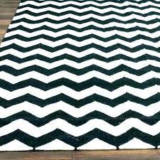 black and white chevron rug runner r uk