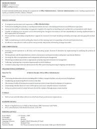 Admin Assistant Resume Admin Assistant Resume Sample Download Office