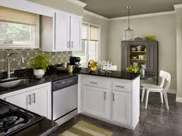 Kitchen Paint Colors With White Cabinets And Black Granite Google