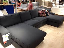 kivik sofa with two chaises in dansbo