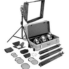 Buy Arri Light Kit Blue Moon Lighting Camera Lighting