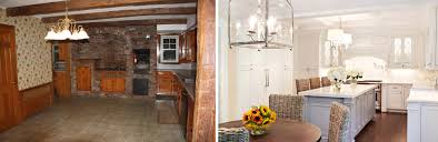 Colonial Kitchen Before After Chango Cochango Co