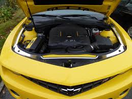how do you jump start the camaro from the front,,not the trunk ...