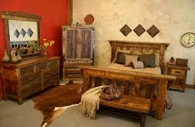 Lodge Bedroom Decor Rustic Western Bedroom Furniture