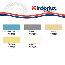 Interlux Marine Paint Colors
