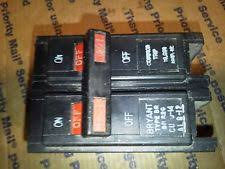 bryant electrical circuit breakers fuse boxes bryant br220 2 pole 20 amp breaker type br