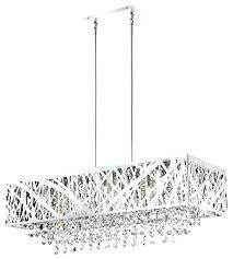 chandelier rectangular metropolitan