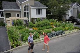 Small Picture Front Yard Garden Design Garden Design Ideas