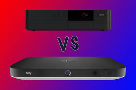 Sky Q Remote Not Working No Red Light Virgin Tv V6 Box Vs Sky Q Whats The Difference Pocket Lint