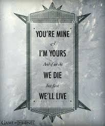 Game Of Thrones Quotes About Love Enchanting Best Love Quotes Game Of Thrones Dollarwiseanimalclinics Quotes