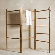 objects of design 179 folding wooden clothes horse