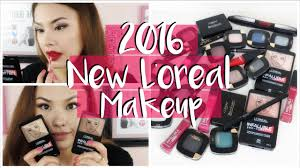 new l oreal spring 2016 makeup haul and review the beauty breakdown you
