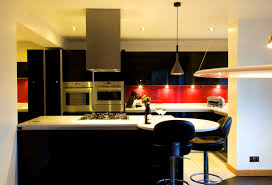 Red And Black Kitchen Red And Black Kitchens Minipicicom