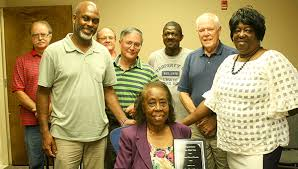 Brantley honors unsung heroes: Ethel Tate awarded for service ...