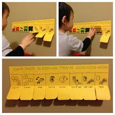 Our Nap Time Routine Chart Sleeping Train That Tackled The
