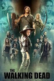 Alle wichtigen fakten zur letzten staffel der erfolgreichen serie, die die neuen episoden werden anschließend wöchentlich veröffentlicht. The Walking Dead Poster Season 9 Judith Daryl Carol Michonne New Usa Ebay