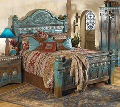 turquoise bedroom furniture.  Bedroom Beautiful Rustic Setting Love The Turquoise Las Cruces Furniture Can Be  Found  Crowsnesttrading And Turquoise Bedroom Furniture I