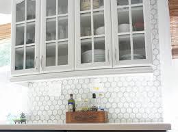 Image Of: Backsplash Modern Ideas For White Cabinets