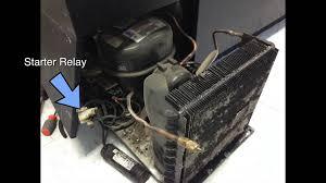 refrigerator troubleshooting repair not cooling compressor refrigerator troubleshooting repair not cooling compressor starter relay