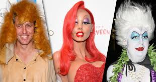 best and worst celebrity costumes of 2016 from heidi klum to hugh grant