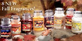 Yankee Candle 2009 Fall Scents