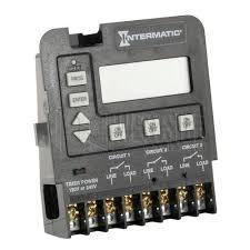 intermatic pme timer circuit pool spa digital control timer