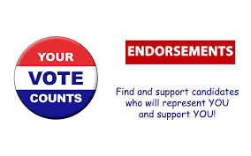 What Are Candidate Endorsement Letters Classy 48 Harris County Republican Party Endorsement Slate Tracker Big