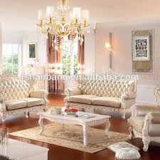 living room antique furniture. New Model Luxury Modern Elegant Leather Fabric Wooden Living Room Sofa Furniture Set Victorian Antique