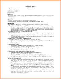 Electrical Power Engineer Resume Free Resume Example And Writing