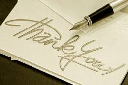 How To Write A Thank You Letter For A Donation Make Your Guests Happy With Purely Unique Party Thank You Notes