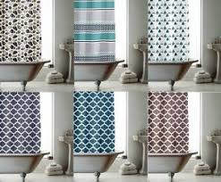 modern bathroom shower curtains. Simple Shower Rideaudedoucheavecringcrochets180cmx For Modern Bathroom Shower Curtains