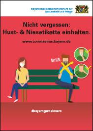 Im freistaat gilt vom kommenden montag an eine pflicht zum tragen von eine derartige maskenpflicht ist derzeit auch nicht vorgesehen, sagte brandenburgs regierungssprecher. Coronavirus In Bayern Bayerisches Staatsministerium Fur Gesundheit Und Pflege