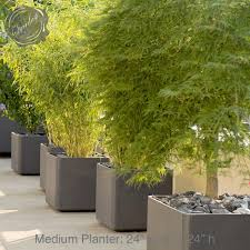 surprising large outdoor planters for trees applied to your house decor large square outdoor planter