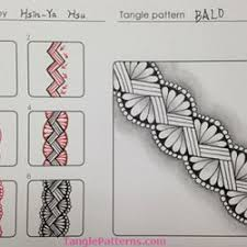 Zentangle Patterns Step By Step Unique Zentangle Stepouts and patterns Pearltrees